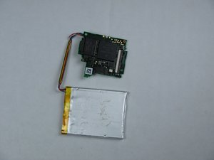 Battery and Memory Board