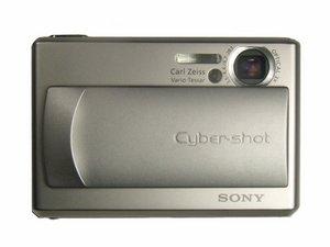 Sony Cyber-shot DSC-T1 Repair