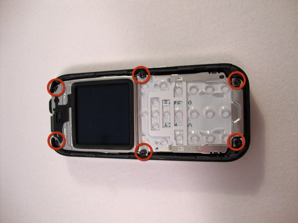 Nokia 6030 LCD Screen Replacement