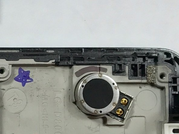 LG G2 Sprint Vibe Motor  Replacement