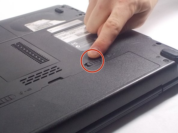 Toshiba Satellite L305D-S5895 Battery Replacement