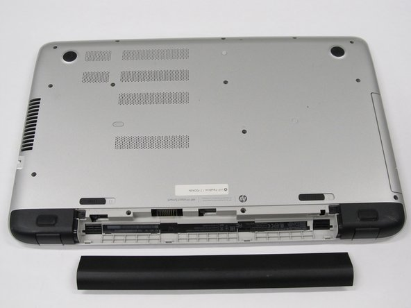 HP Pavilion 17-f004dx Battery Replacement