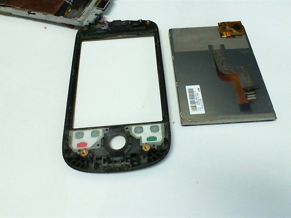 HTC myTouch 3G Glass Screen/LED Display Replacement