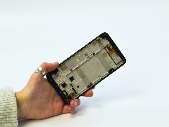 Alcatel Fierce 4 Display Replacement