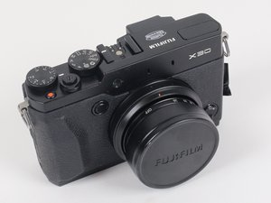 Fujifilm X30 Repair
