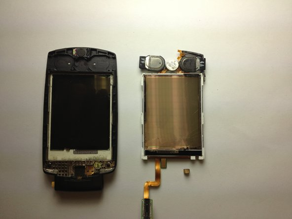 Samsung SGH A707 Display Replacement