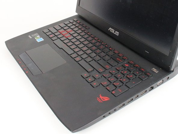 Asus ROG G751JL-DS71 Keyboard Replacement
