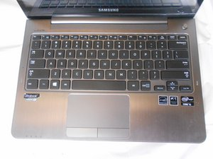 Samsung Series 5 Ultrabook key replacementfor cleaning