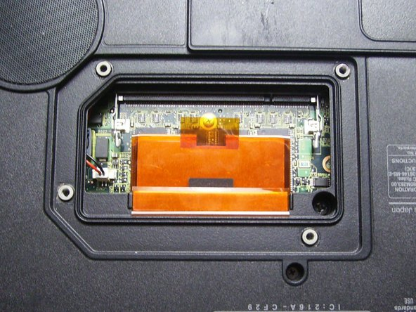 Panasonic Toughbook CF-29 RAM Replacement