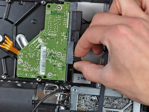 "iMac 因特尔 27"" EMC 2309 和 2374 硬盘更换"