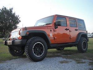 2007-2012 Jeep Wrangler (JK) Repair