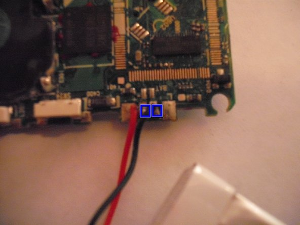Battery may now be removed from logic board with a soldering iron