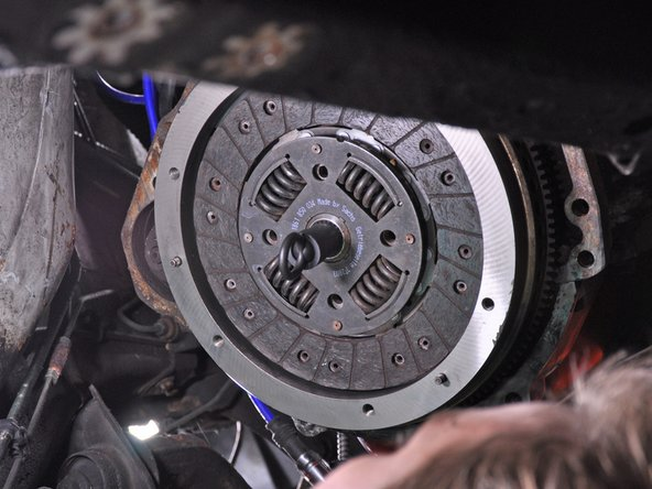 1986-1993 Volvo 240 Clutch Replacement