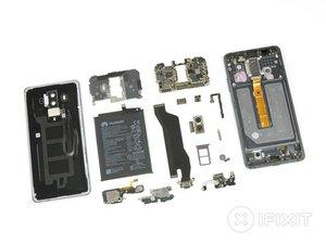 Smontaggio Huawei Mate 10 Pro