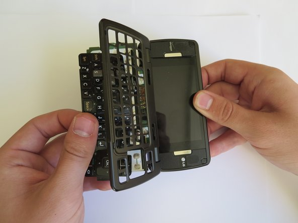 LG EnV Touch VX11000 Keyboard Replacement