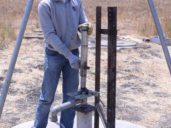 Kutsiva Mubato Mukuru Unosimudza Mvura Wepombi Inodhonza Mvura YeBush (Bush Pump Riser Main Slider Replacement)