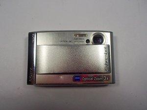 Sony Cyber-shot DSC-T5 Repair