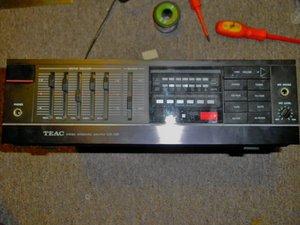 TEAC GSA-5300 Stereo Integrated Amplifier Repair