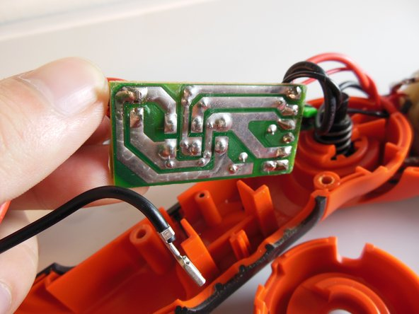 Black and Decker Pivot Plus PD600 Circuit Board Replacement