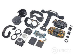 HTC Vive Teardown