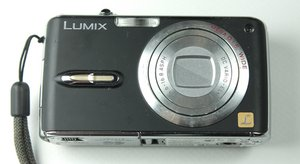 Panasonic Lumix DMC-FX07 Troubleshooting