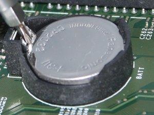 Batterie CMOS