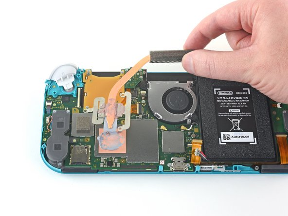 Nintendo Switch Lite Heat Sink Replacement