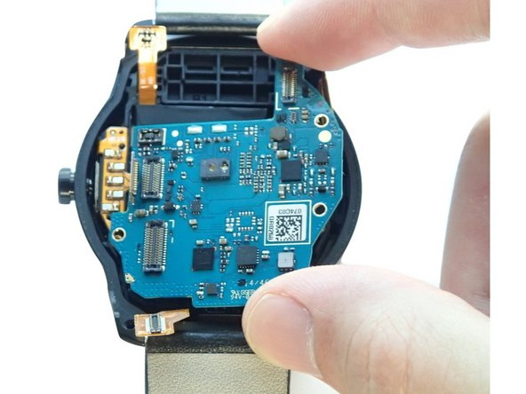 LG G Watch R Motherboard Replacement