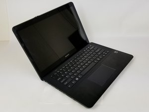 Sony Vaio Fit SVF14A190X Repair