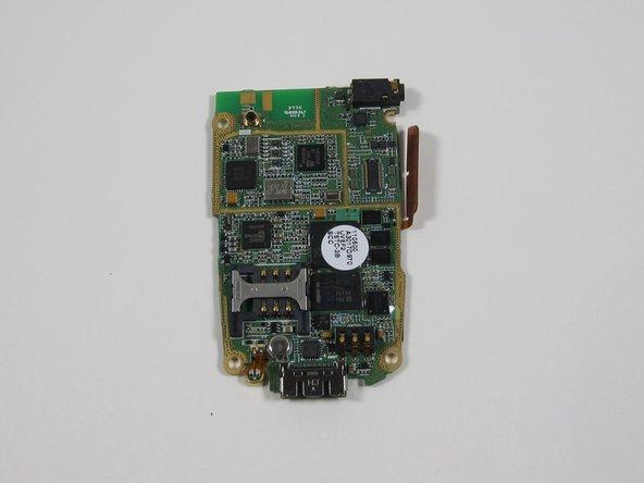 Remplacement de la carte mère du Samsung SGH-X495