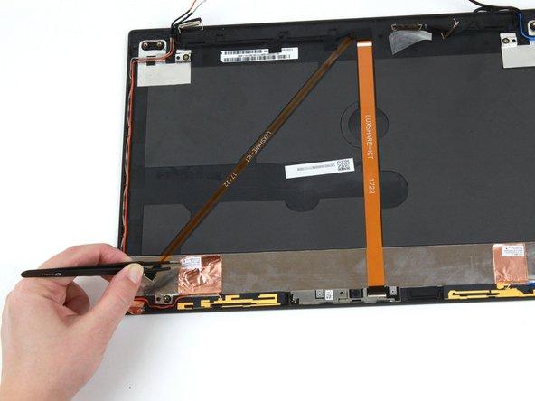 Lenovo ThinkPad T470 WWAN Antennas Replacement