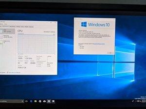 Raspberry Pi B plus Windows 10 Installation