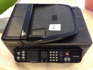 Epson WF-2540 Repair