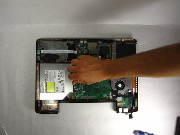 Toshiba Satellite A105-S4011 Optical Drive Replacement