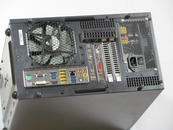 Desktop PC CD Drive Replacement