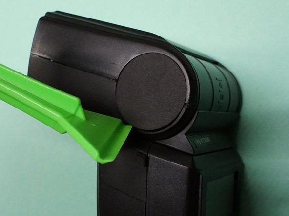 Bolt VS-570SMI Camera Flash frozen autozoom fix