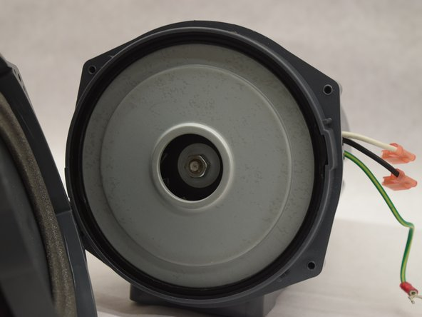 World Dryer Airforce J4-973A3 Motor Replacement