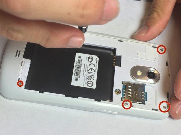 Samsung Galaxy Nexus Motherboard Replacement