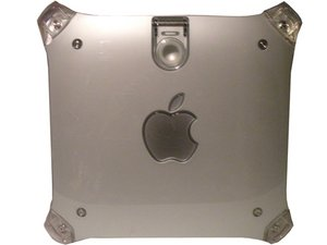 Power Mac G4 Quicksilver Repair