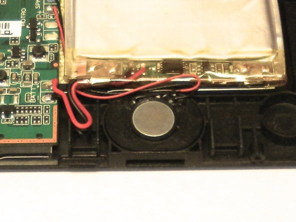 Digitac Jazz Ultratab C725 Speaker Replacement