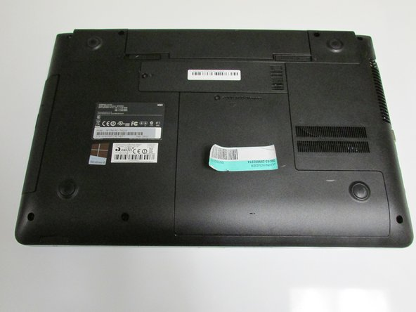 Samsung NP350V5C-T02US ODD/HDD/Memory Cover Replacement