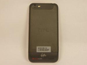 Disassembling HTC One V Back Case