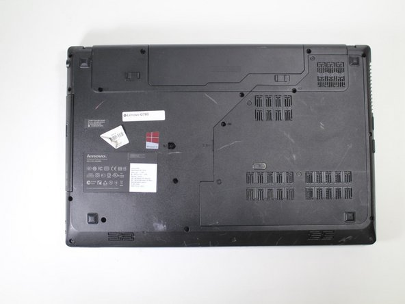 Lenovo G780  Battery Replacement