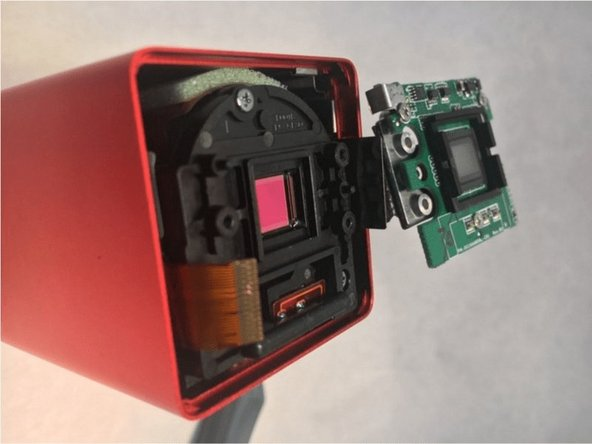 Lytro First Generation Light Sensor Replacement