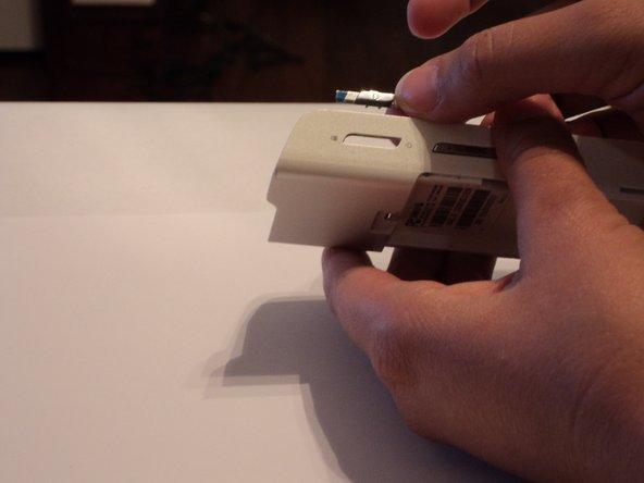 Sirius Stiletto 100 Power Button Replacement