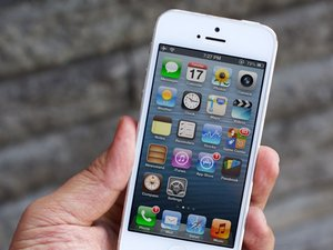 How to resolve iTunes error 4005 in an iPhone 5