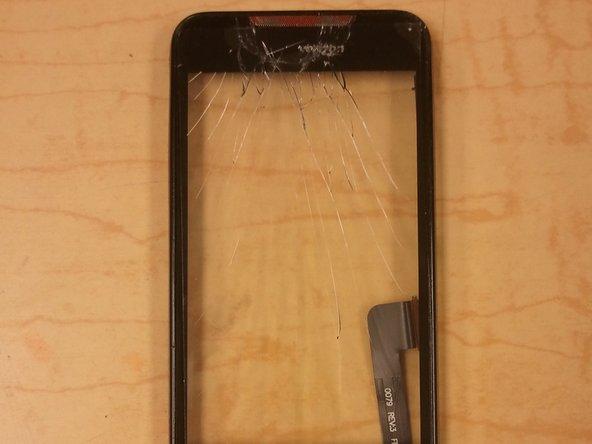 Repairing HTC Droid Incredible Digitizer