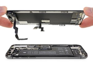 iPhone XS Schermvervanging