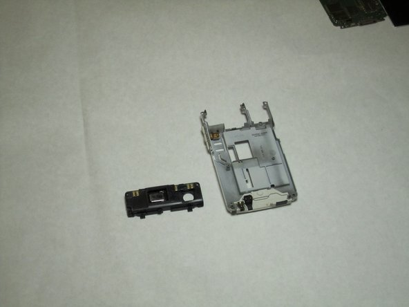Disassembling Nokia E61i Antenna