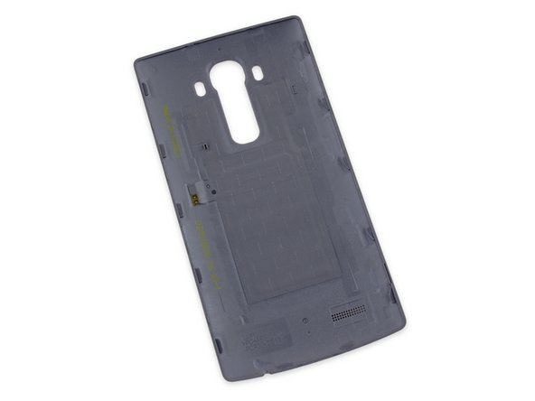 It may look like an ordinary slab of plastic, but this, dear friends, is what freedom looks like! The wee plastic tabs on the rear case allow it to snap off with ease—a simple technology that we thought was as lost to us as Roman concrete.